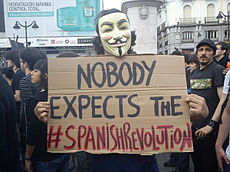 """Spanish Revolution?"""