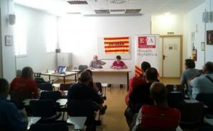 Por la Unión de la Izquierda Aragonesa